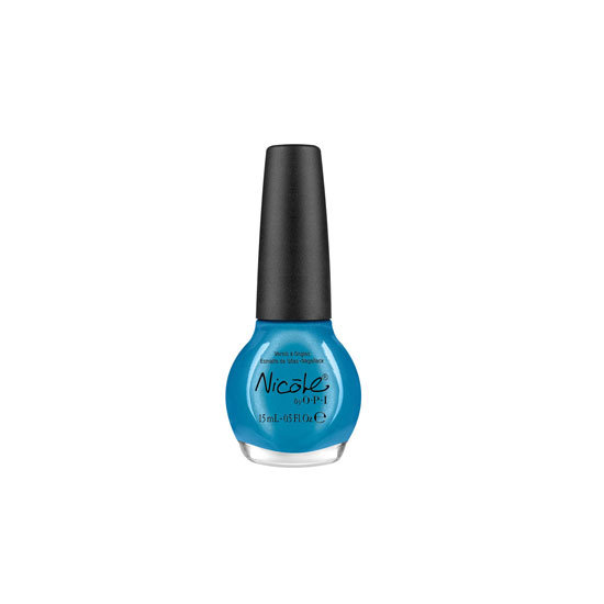 Nicole by OPI in Blue Lace, $14.95