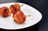 Bacon-Wrapped Persimmons