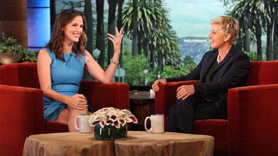 "Video: Jennifer Garner Praises Brad and Angelina's Parenting — ""They Seem to Have It Together"""