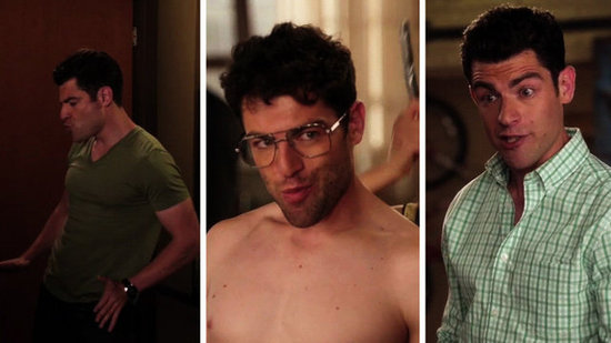 Video: See the Best Schmidt Lines From New Girl's Premiere