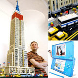 Sean Kenney: The Lego-Loving Sculptor