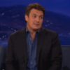 Nathan Fillion Talks About Siri on Conan O&#039;Brien | Video