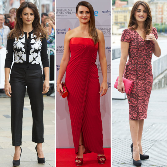 Penélope Cruz Brings Out the Wow Factor at the San Sebastián Film Festival