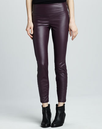 Revamp your everyday look with a pair of leatherette leggings in the most eye-catching of red hues. Dress them up with heels or down with loafers — we promise you'll live in these all season. Blank Faux-Leather Leggings ($88)