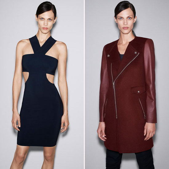 Zara October Lookbook 2012