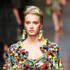 Pictures of All the Beauty Looks at Spring 2013 Milan Fashion Week From Marni, Gucci and More