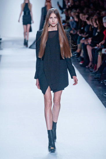 Ann Demeulemeester Spring 2013