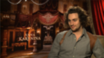 "Anna Karenina Star Aaron Taylor-Johnson Says Keira Knightley ""Is Fantastic in the Film"""