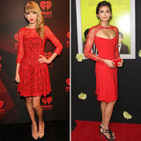 From sweet to sultry, there is a red lace dress for every style personality.