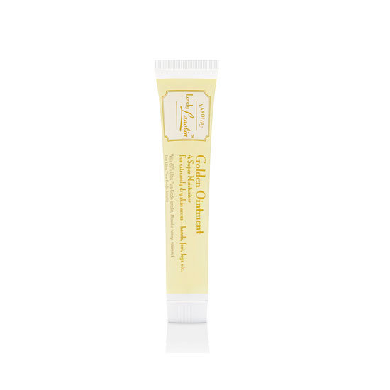 Lanolips Lovely Lanolin Golden Ointment, $28.95