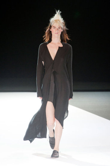 Yohji Yamamoto Spring 2013