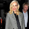 Gwen Stefani Wearing Black Jumpsuit in London | Pictures