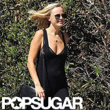 Malin Akerman Is Pregnant!