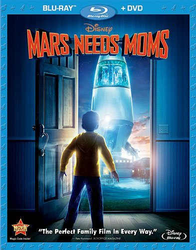 Mars Needs Moms (PG)