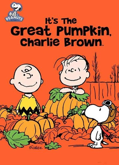 It's the Great Pumpkin, Charlie Brown (UR)
