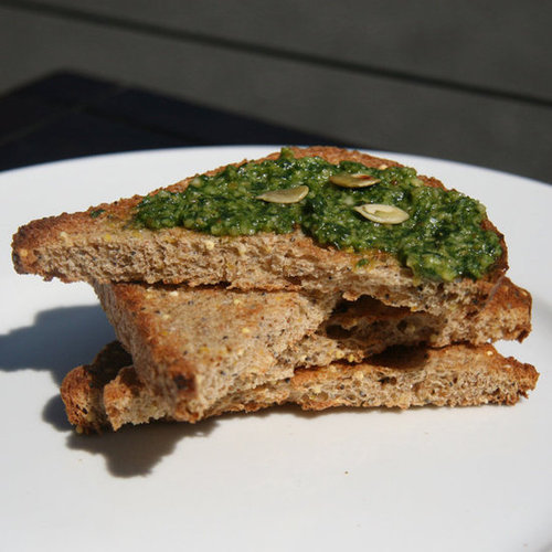 Pepita and Cilantro Pesto Recipe