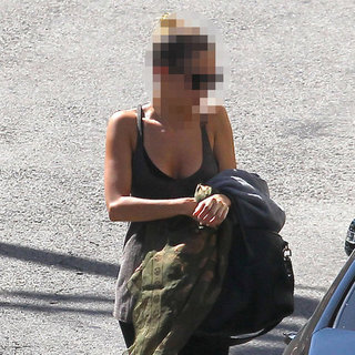 Celebrity Fashion Designer Leaving Gym | Picture