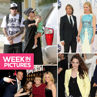 Kristen Stewart At Fashion Week, Pink In Sydney, Nicole And Keith At The Emmys