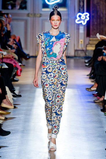 Tsumori Chisato Spring 2013
