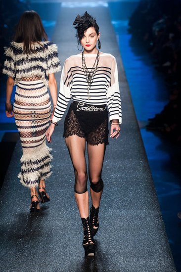 Jean Paul Gaultier Spring 2013