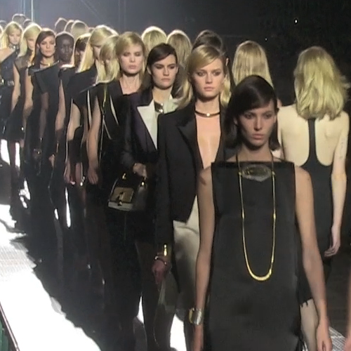 Lanvin Spring 2013 Runway | Video