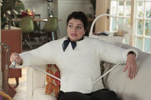 Casey Wilson on Happy Endings.