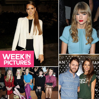 The Week In Pictures: Jessica Alba, Jennifer Lopez, Kate Moss, Chloe Sevigny, Emma Stone, Erin McNaught & More