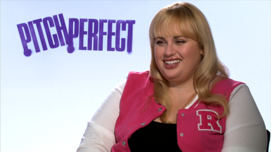 Rebel Wilson on How Lady Gaga Helped Her Snag Her Pitch Perfect Role