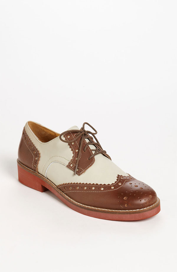 These Steve Madden Banx Oxfords ($129) have that old-school vibe that's perfect for styling up with slouchy, grandpa-style cardigans.