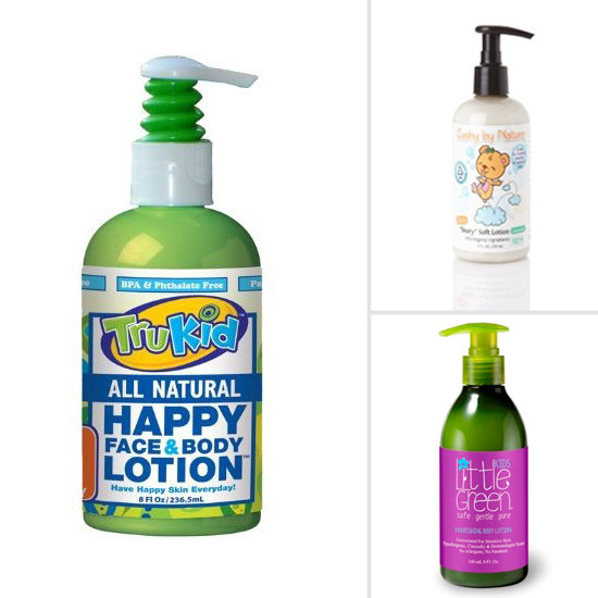 So Soothing: Natural Lotions For Kids With Sensitive Skin