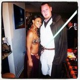 Princess Leia and Luke Skywalker From Star Wars