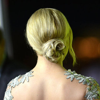 How to Get Abbie Cornish's Elegant Bun At Home