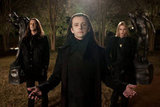 Aro leads the Volturi in Breaking Dawn Part 2.