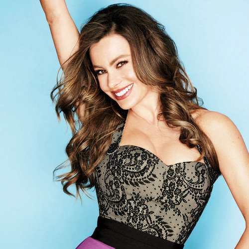 Sofia Vergara in Lucky Magazine November 2012