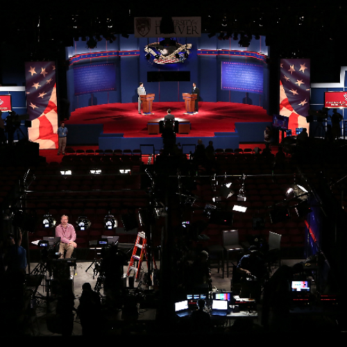 Watch the Presidential Debates Live