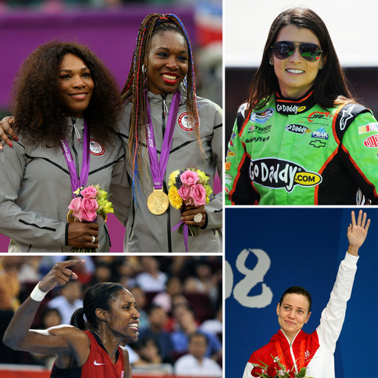 10 Athletes Who Put the Girl in Power