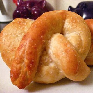 52 Weeks of Baking: Soft Baked Pretzels