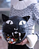 Make a Papier-Maché Cat Candy Dispenser