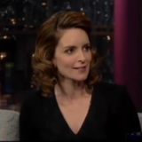 Tina Fey Interview About Alec Baldwin