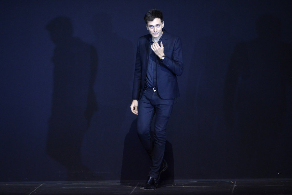 Hedi Slimane Debuts Ready to Wear at Saint Laurent