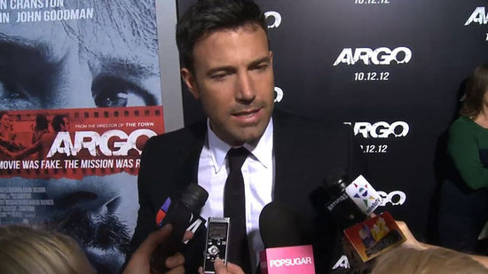Video: Ben Affleck Reveals What Makes Him a Good Director — and He Speaks Spanish?