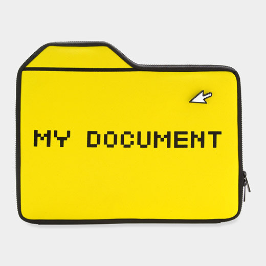 My Document Laptop Sleeve