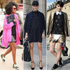 New York Fashion Week Street Style Trends 2012