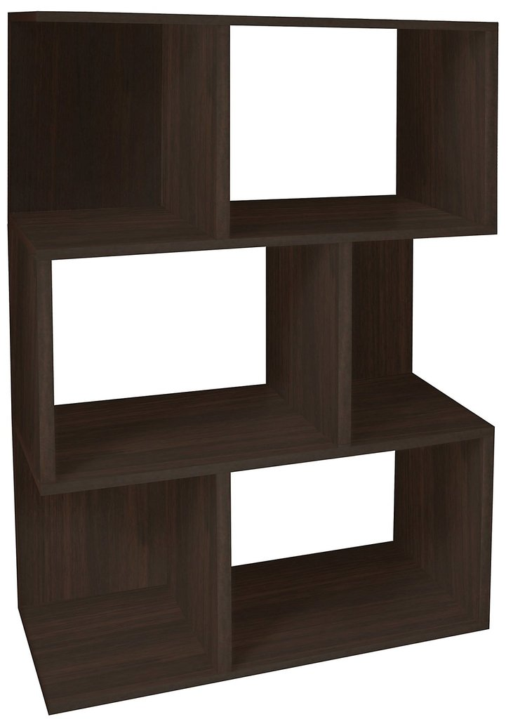 Here's a fun and modern bookshelf ($89) from Way Basics that can be used in several different ways. Have it standing vertically or positioned horizontally for a unique way to store your tot's books. And it's wonderfully budget-friendly.