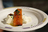 Roasted Butternut Squash With Burrata