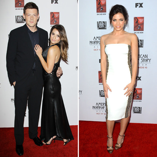 Lea, Cory and Jenna Go Glam For American Horror Story: Asylum