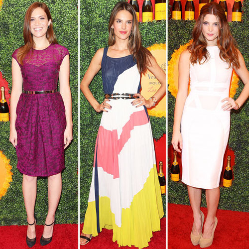 Celebrities at Veuve Clicquot Polo Classic LA 2012 (Pictures)