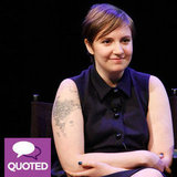 What We Might Expect From Lena Dunham's Upcoming Book
