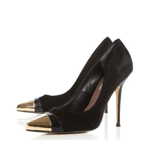 Heels, approx $142, Dune at House of Fraser