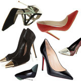 The Essential Wardrobe: Shop Our Top 10 Pointy Toe Heels Online from Manolo Blahnik, Christian Louboutin & more
